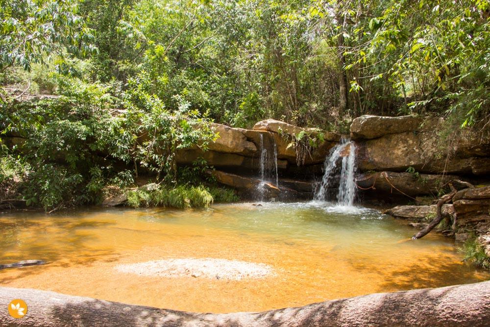 Cachoeira da Raizama – Chapada dos Veadeiros