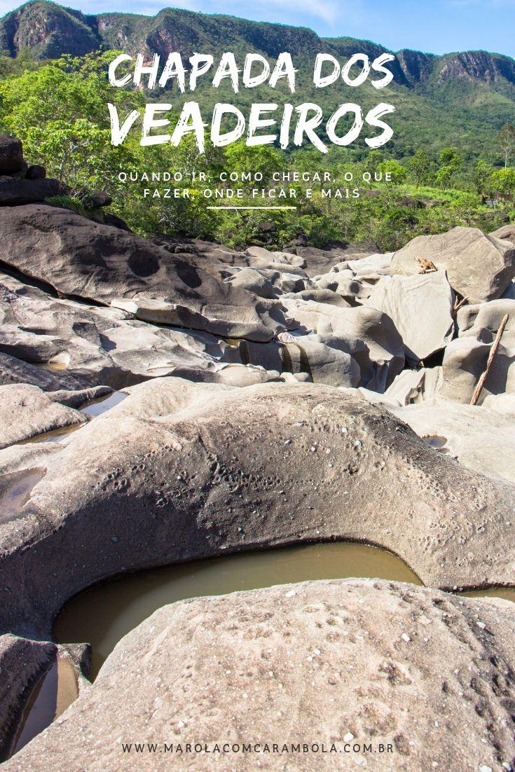 Chapada dos Veadeiros: onde ficar, como ir, quando ir, o que fazer, as melhores cachoeiras e muitas outras dicas para você aproveitar sua viagem.