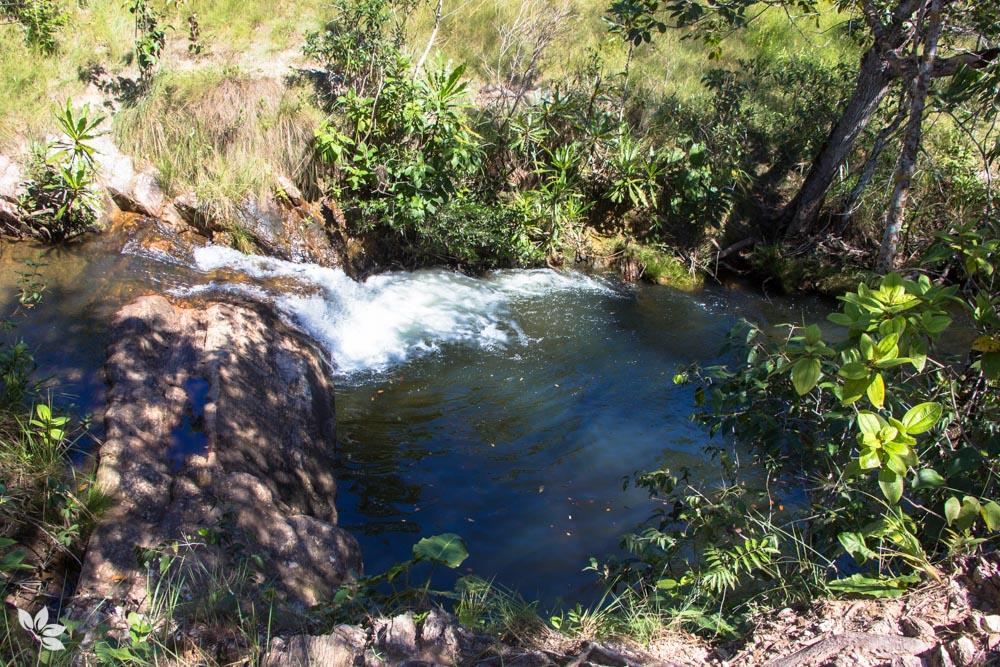 Piscina Natural - Circuito das Cachoeiras na Chapada dos Guimarães