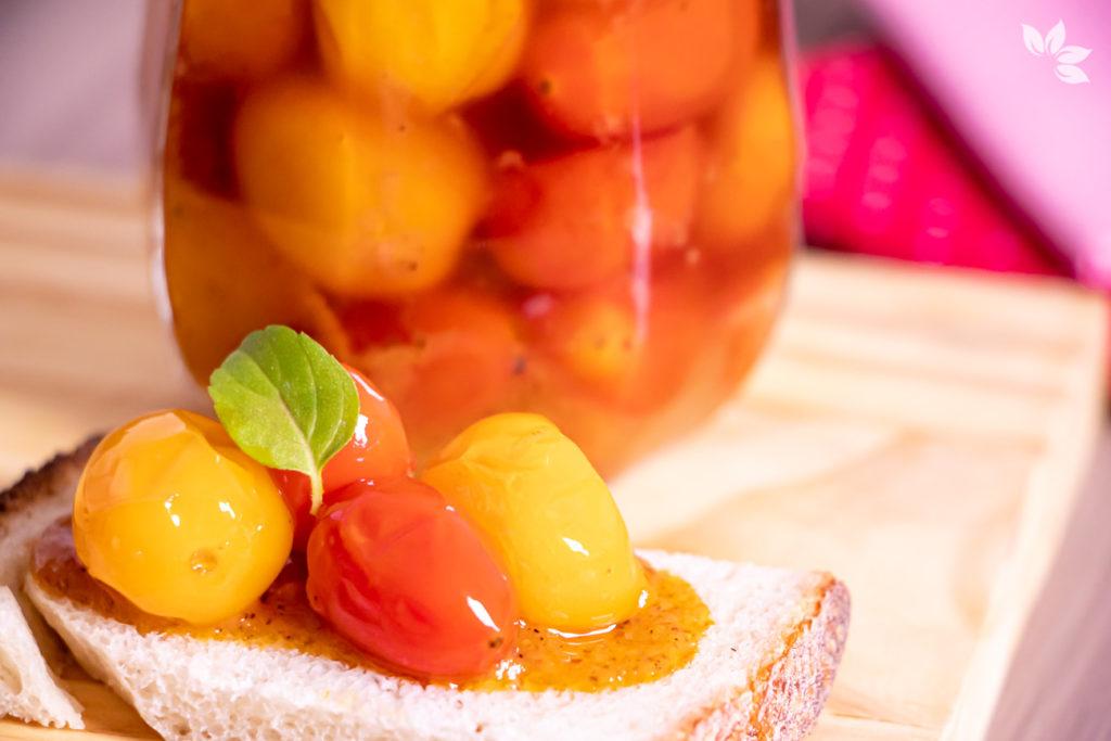 Receita de Tomates assados com páprica defumada