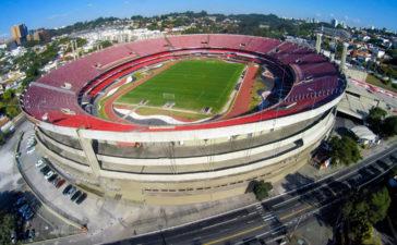 Estádio Cícero Pompeu de Toledo