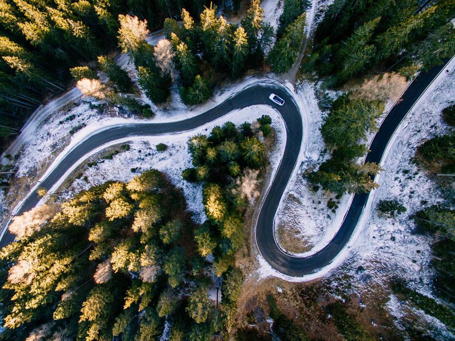 Dicas para sua próxima viagem para Europa no inverno - Dolomitas - Itália