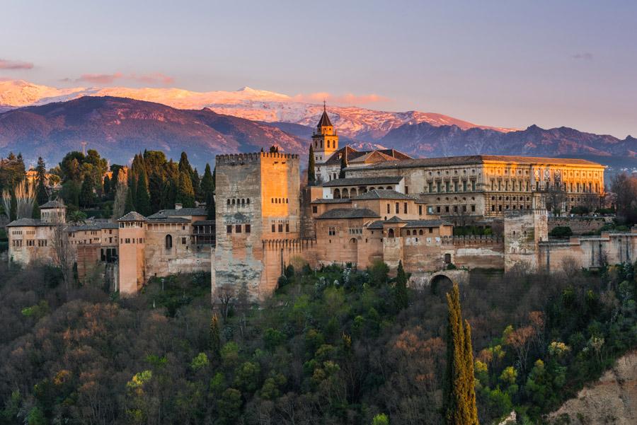 Dicas para sua próxima viagem para Europa no inverno - Granada - Espanha