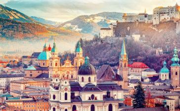Dicas para sua próxima viagem para Europa no inverno - Salzburgo - Áustria