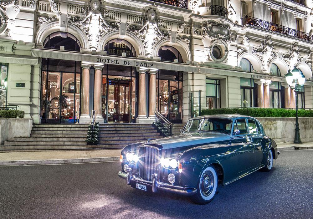 Le Louis XV-Alain Ducasse do Monte Carlo Resort em Monaco