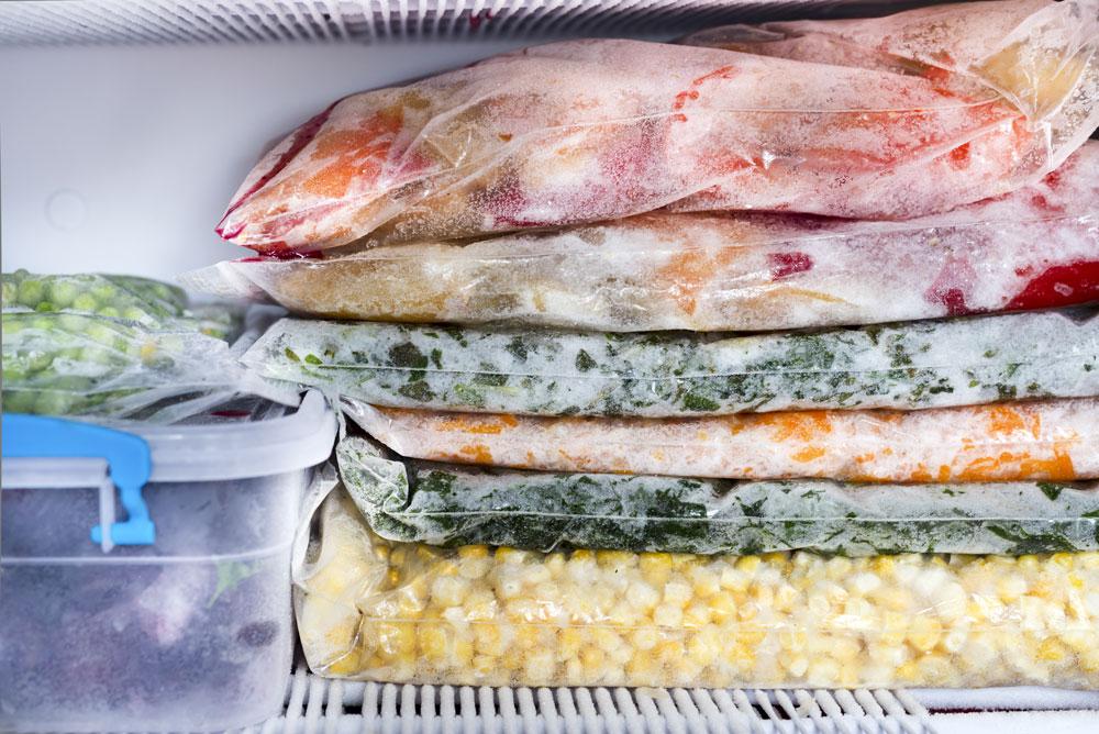 Dicas para congelar alimentos e evitar o desperdício