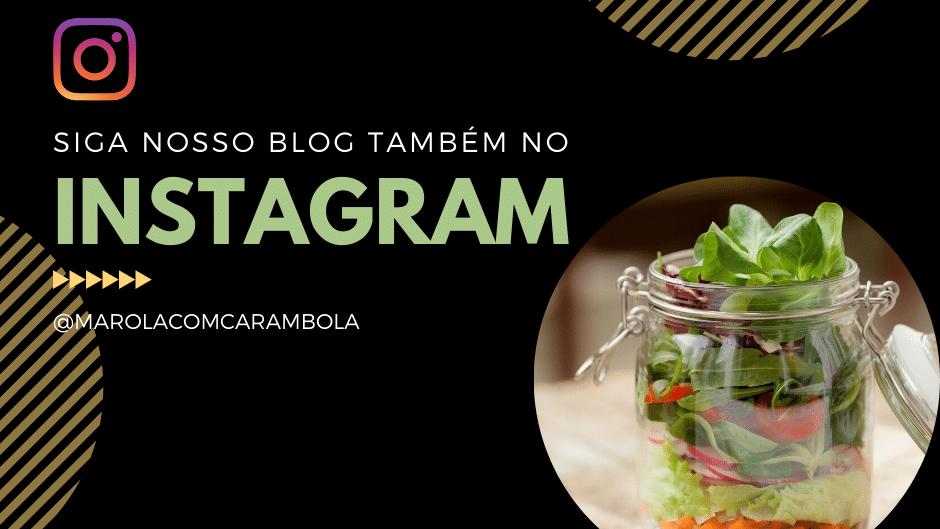Siga no Instagram - Marola com Carambola