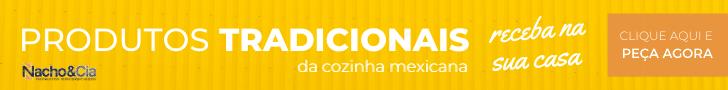 Nacho&Cia - produtos diferenciados da cozinha mexicana