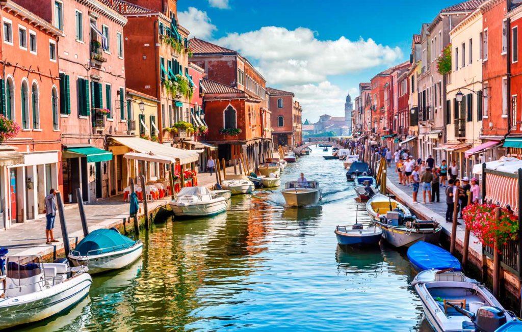 Itália: melhor lugar para se visitar pela arte e comida.