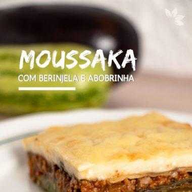 Receita de Moussaka