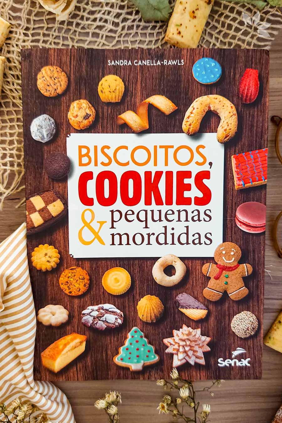 Biscoitos, cookies & pequenas mordidas